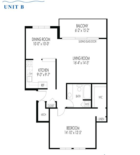What Are The Advantages Of Spacious Apartment Floor Plans Apartments Of Harborside