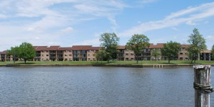 Towson Waterfront luxury apartments