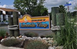 harborside-village-sign