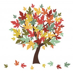 autumn at Harborside Village Apartments