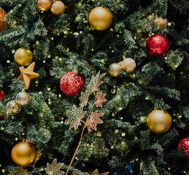 Seasonal events include christmas tree lighting ceremonies