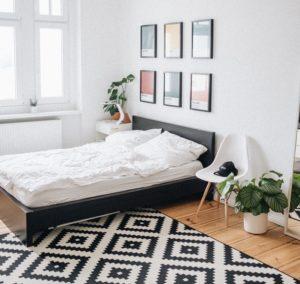 studio or one-bedroom apartment